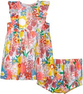 Stella McCartney August Floral Dress - Multi - 18 Months