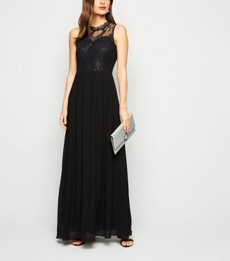 New Look Mela Lace Maxi Dress