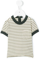 Babe And Tess - striped T-shirt - kids - Cotton - 6 mth