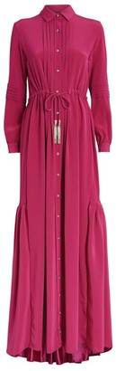 Alexis Mabille Shirt Maxi Dress