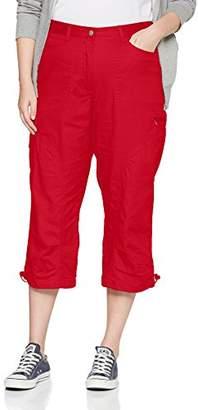 Ulla Popken Women's Trousers, UK (46 EU)
