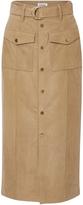 Frame Le Patch Pocket Skirt