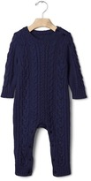 Gap Cable knit sweater one-piece