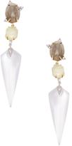 Alexis Bittar Mosaic Futurist Dangling Drop Earrings