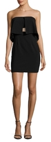 Jay Godfrey Popover Mini Dress