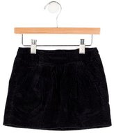 Little Marc Jacobs Girls' Pleated Corduroy Skirt