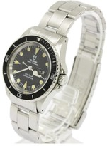 Tudor Mini-Sub Stainless Steel Automatic 33mm Womens Watch