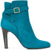 Michel Vivien - Karluz boots - women - Leather/Suede - 38.5