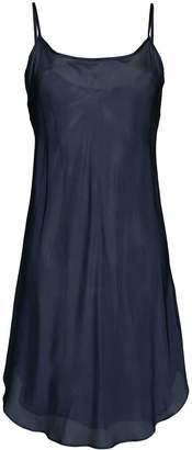 Lee Mathews Bias slip dress
