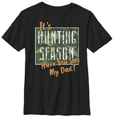 Fifth Sun Black 'Hunting Season' Tee - Boys
