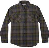 RVCA Highland II Long-Sleeve Flannel Shirt - Men's