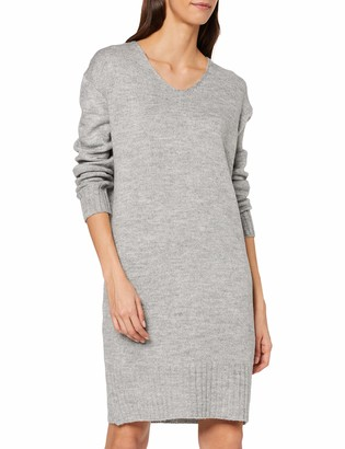 New Look Women's V-Neck Jumper Dress