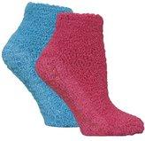 Dr. Scholl's Women's 2 Pack Aloe Spa Low Cut Socks
