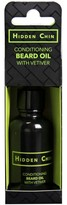 Hidden Chin Hiddel Chin Conditioning Beard Oil with Vetiver