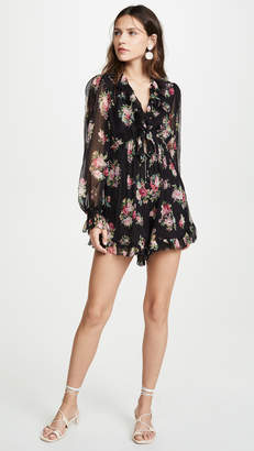 Zimmermann Honour Floating Romper