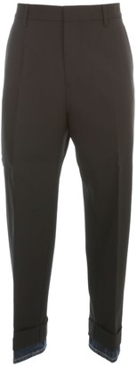 DSQUARED2 Brad Fit Stretch Wool Pants
