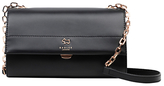 Radley Fenton House Leather Small Across Body Bag, Black