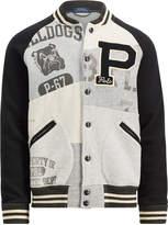 Ralph Lauren Patchwork Cotton-blend Jacket