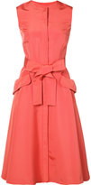 Carolina Herrera button down dress - women - Silk - 4