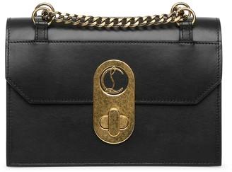 Christian Louboutin Elisa Small black shoulder bag