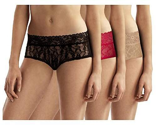78ce230f96a6 Nylon Gusset Panties - ShopStyle Canada