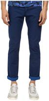 Bikkembergs Garment Dyed Five-Pocket Pant