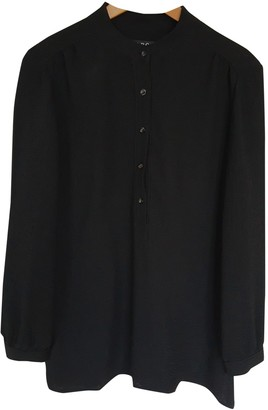 A.P.C. Black Top for Women