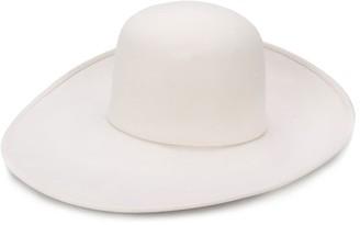 Nina Ricci wide brimmed hat
