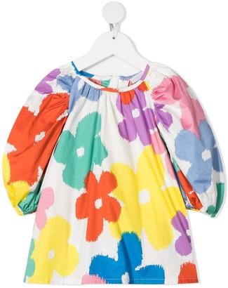 Stella McCartney Kids Floral-Print Blouse