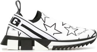 Dolce & Gabbana Sorrento star sneakers