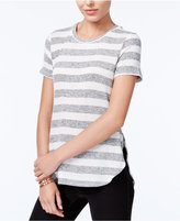 Bar III High-Low Knit T-Shirt