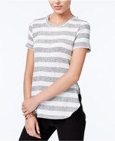 Bar III High-Low Knit T-Shirt