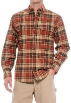 Wolverine Redwood Heavyweight Flannel Shirt - Long Sleeve (For Men)