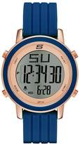 Skechers Women's SR6010 Digital Display Quartz Blue Watch