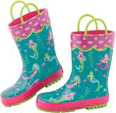 Stephen Joseph Little Girls' All Over Print Rain Boots