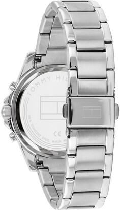 Tommy Hilfiger Silver Multi Dial Stainless Steel Bracelet Watch