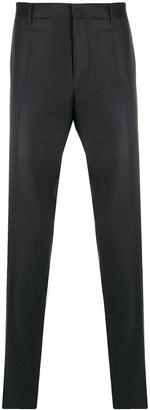 HUGO BOSS Check Button-Front Blazer