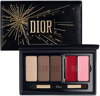 Christian Dior Sparkling Couture Palette Satin Eyes Lips Essentials