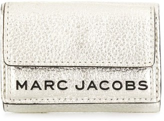 Marc Jacobs Logo Trifold Wallet