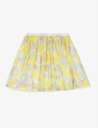 Billieblush Sequin flowers tulle skirt 4-12 years