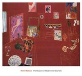 Matisse The Poster Corp The Red Studio Poster Print by Henri