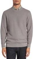 Cutter & Buck 'Benson' Crewneck Sweater (Big & Tall)