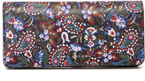 Marc Jacobs Garden Paisley Open Face Wallet