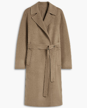 Closed Pre-Collection Italian Doubleface Coat - XS . | wool | Cashemire | camel - Camel