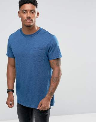 G Star G-Star Classic Pocket T-Shirt-Blue