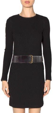 Alaia Leather Waist Belt