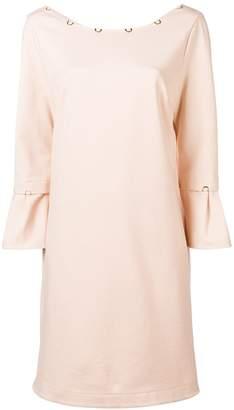 Class Roberto Cavalli Side Slit Detail Dress
