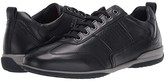 Geox Timothy (Navy Smooth Leather) Men's Shoes