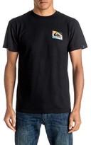 Quiksilver Men's Box Knife Graphic T-Shirt