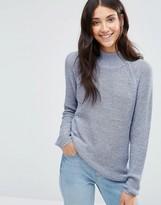 Vila Tappa Roll Neck Knit Sweater